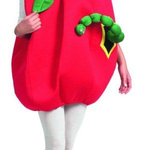 Disfraz De Manzanas Disfraz De Manzanas Roja Verde Con
