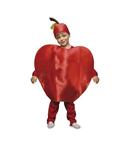 Disfraz de Manzanas