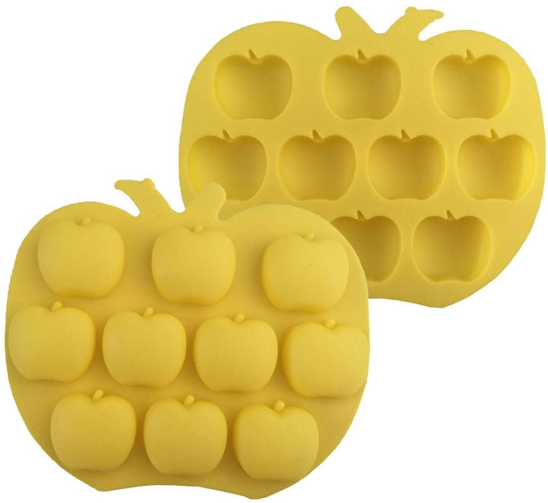 Moldes de manzanas