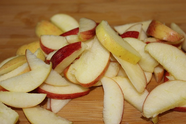 Manzanas para Ensalada de manzanas y pollo
